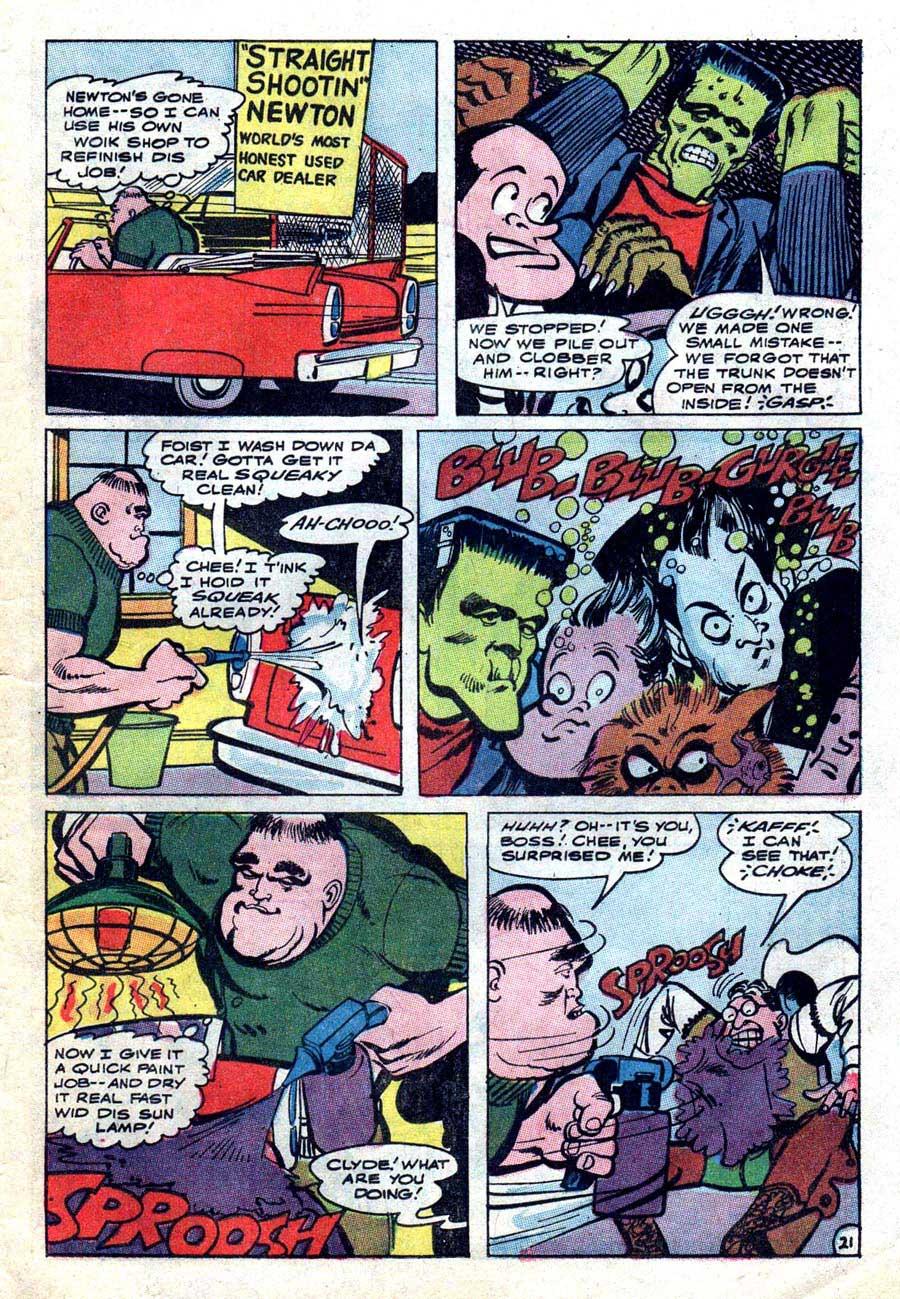 Adventures of Bob Hope v1 #107 - Neal Adams dc 1960s comic book page art