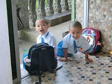 Cerita lil' armies seminggu bersekolah
