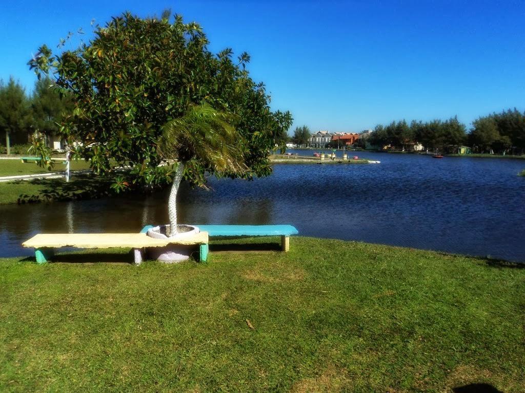 O Lago é Uma das Belas Paisagens de Imbé