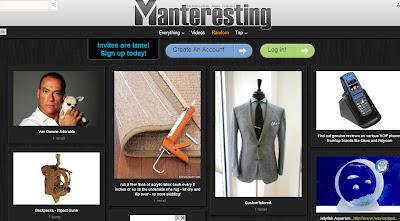 NOTICIAS - Manteresting, o el Pinterest para Hombres 1
