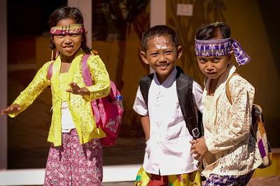 Mengapa harus ke Bali