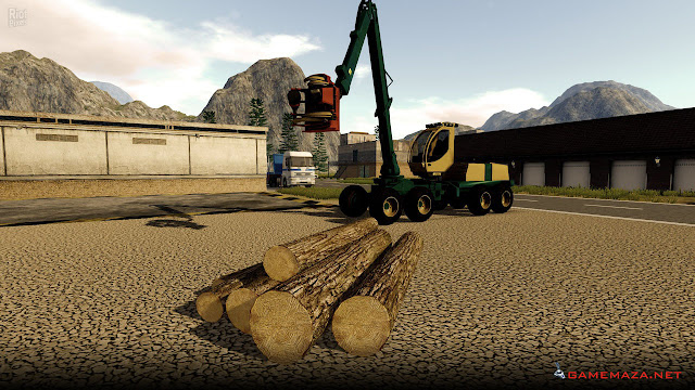 Forestry 2017 Gameplay Screenshot 2