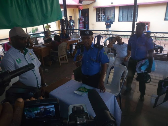 INEC receives duplicate of result from Anambra CP  by: Ifeanyi Okonkwo
