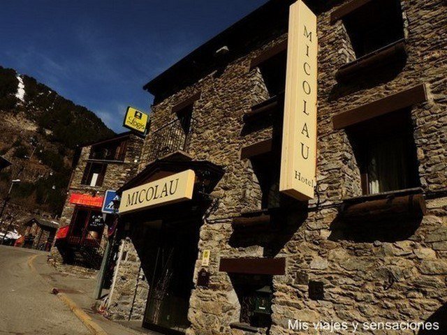 Hotel Micolau, Arinsal, Andorra