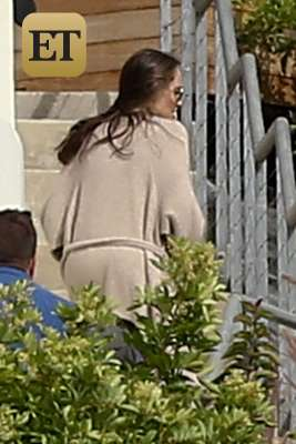 Angelina Jolie Spotted for the First Time Since Filing for Divorce From Brad Pitt