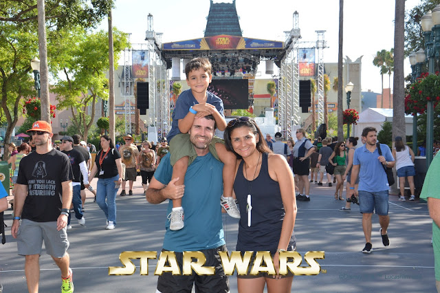 Star Wars Weekends, Hollywood Studios