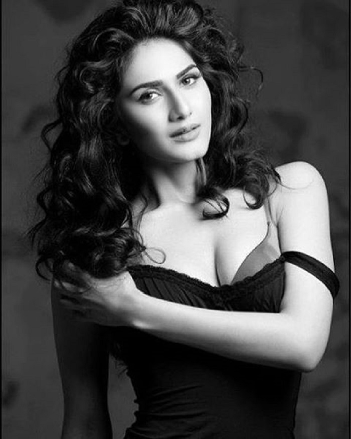 Bollywood Actress Vaani Kapoor Hot Stills