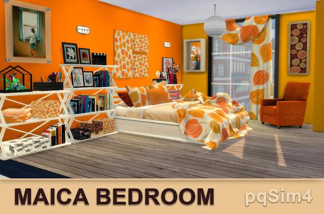 Detalle dormitorio Maica 2