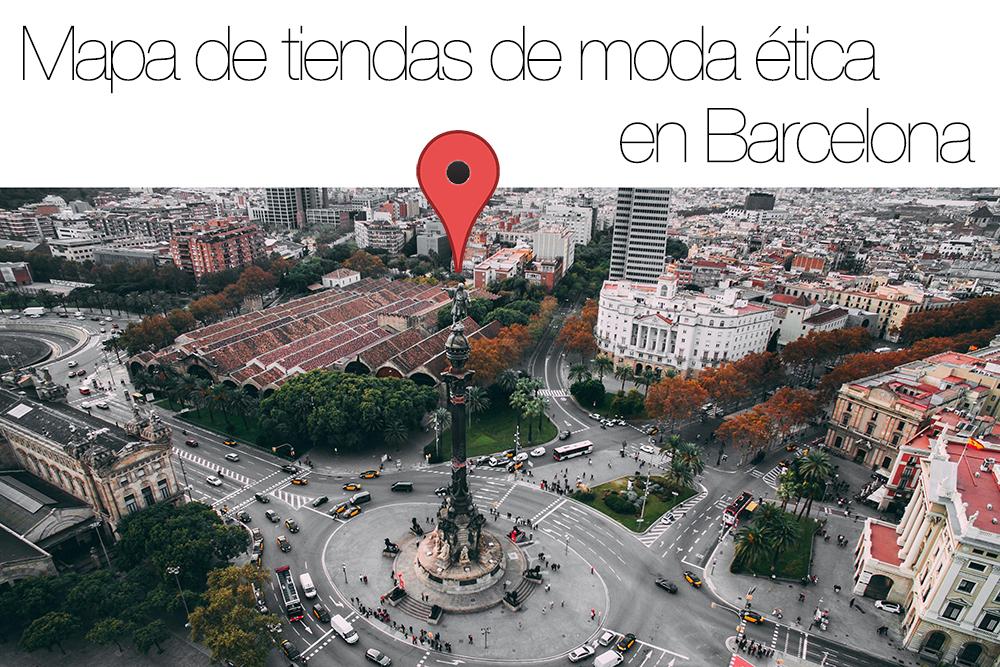 mapa tiendas éticas barcelona