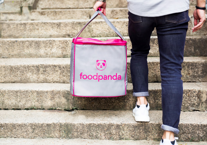 foodpanda highlights 2 C's of Online food Delivery this rainy season