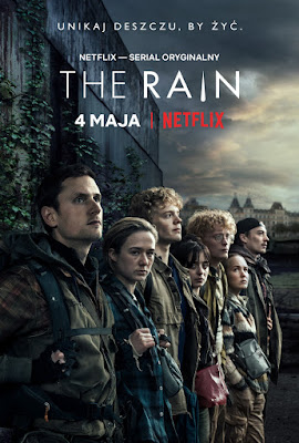 The Rain Netflix Series Poster 2