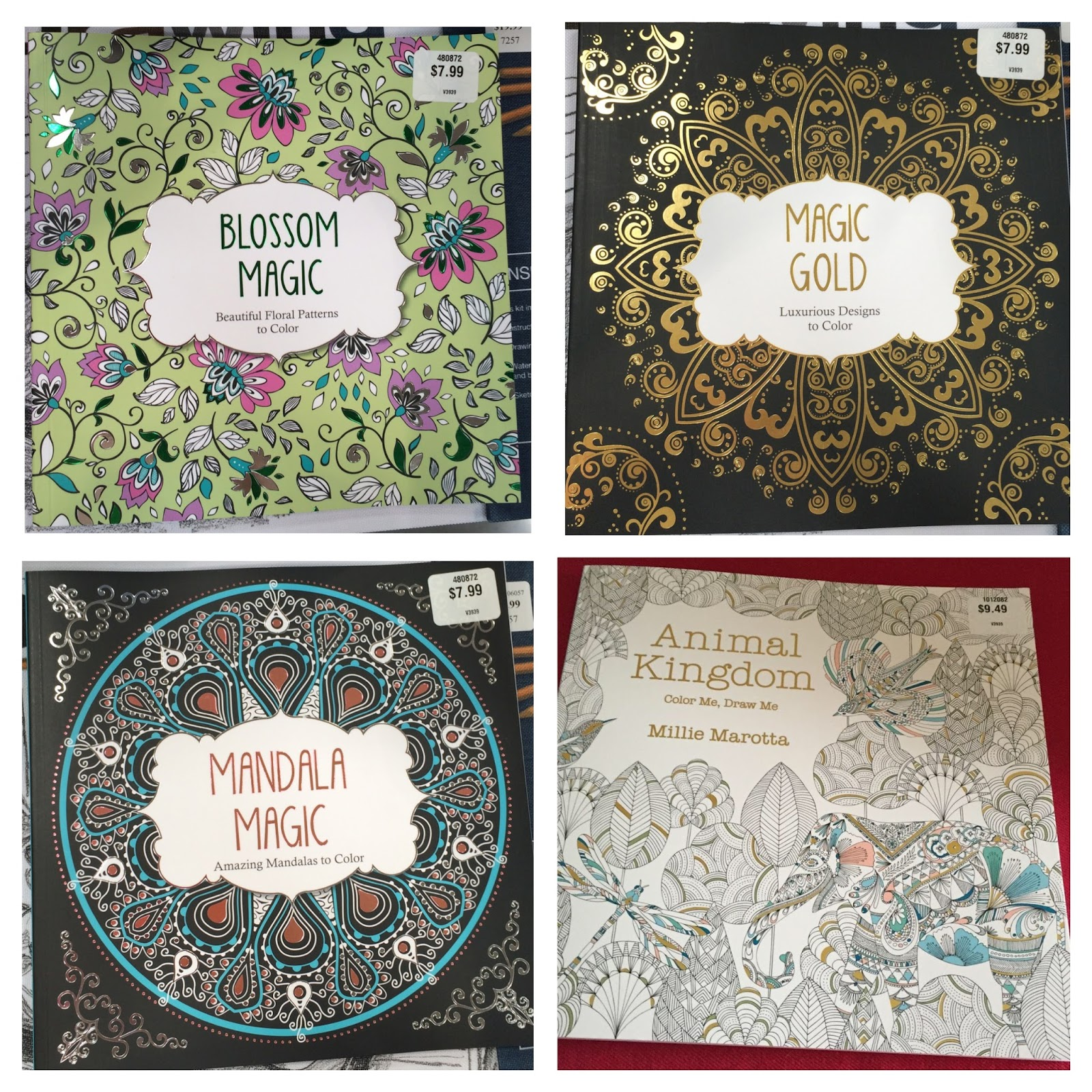 Costco Also Carries Deluxe Double Editions Of The Creative Haven Coloring Books Including Flower Art Paisley Patterns Geometric Designs And Mandalas