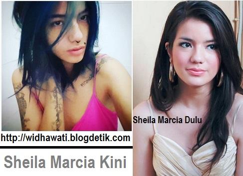 Sheila Marcia kini