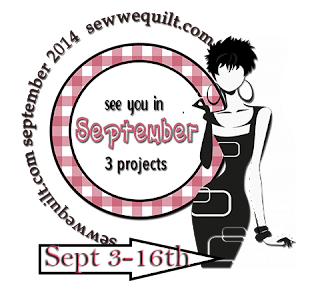 SEE you in SEPTEMBER BLOGGERS..