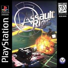 Assault Rigs - PS1 - ISOs Download