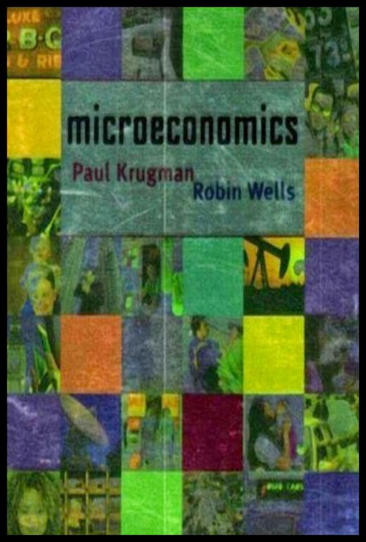 21 Alessandro-Bacci-Middle-East-Blog-Books-Worth-Reading-Krugman-Wells-Microeconomics
