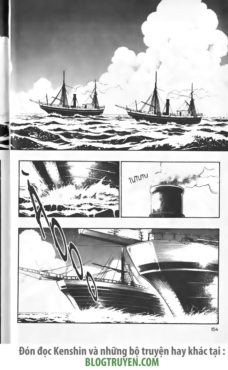 Rurouni Kenshin chap 236 trang 6