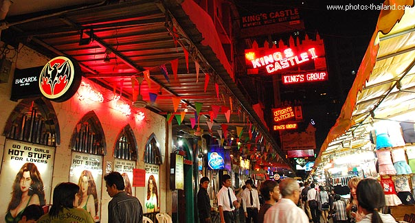 Things To Do In Bangkok See Bangkok S Famous Red Light