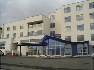 Hotel Borgarnes fachada