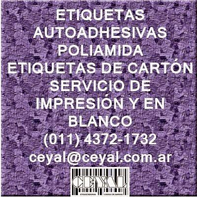Impresoras zebra etiquetas adhesivas Vila Pueyrredon Devoto av General Paz