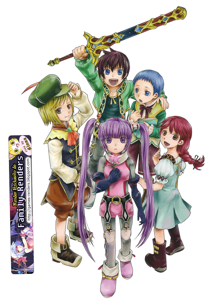 PNG-Tales of Graces