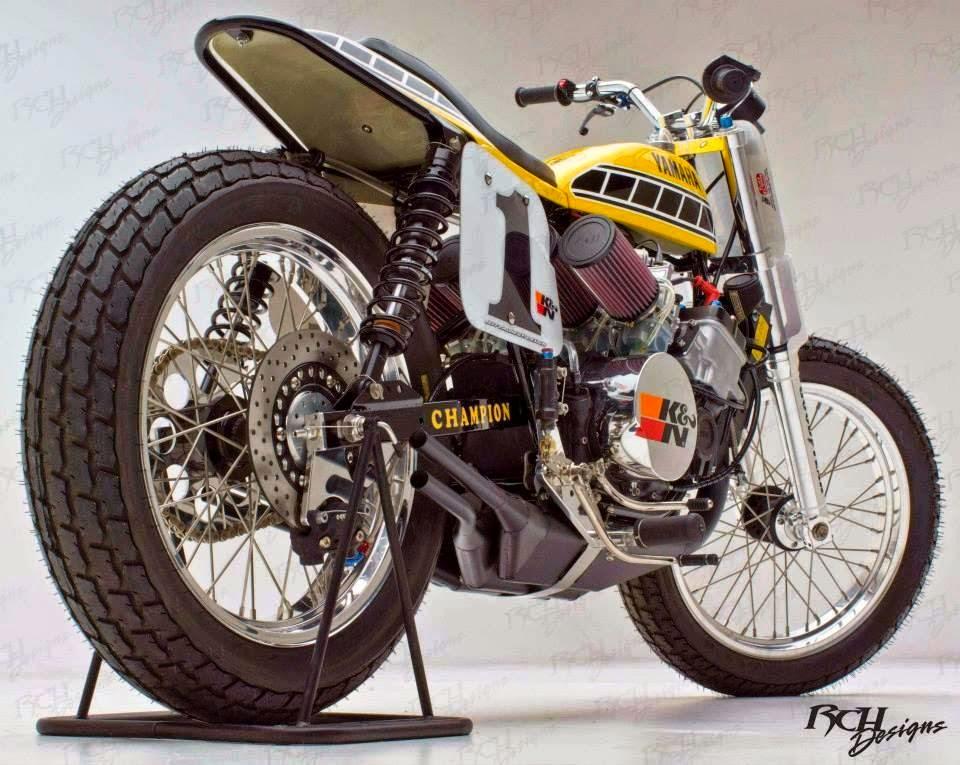 Yamaha TZ 750 Flat Trackers