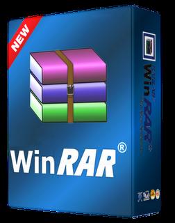 WinRAR 5.40 poster box cover
