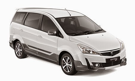 Exora SP - Senarai Harga Proton Edar Price List