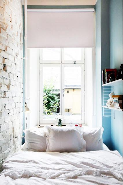 Popolare 15 Idee fai da te per arredare piccole camere da letto  XK84