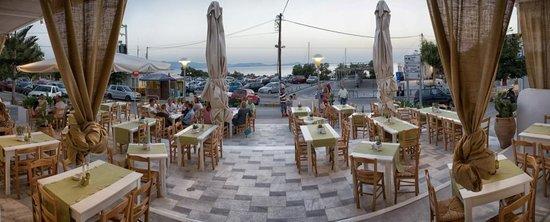 Restaurante Antamoma, Naxos