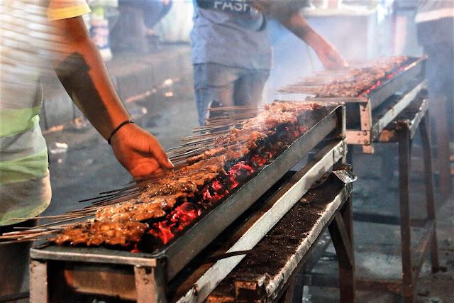 Kuliner Malam Pasar Lama Tangerang