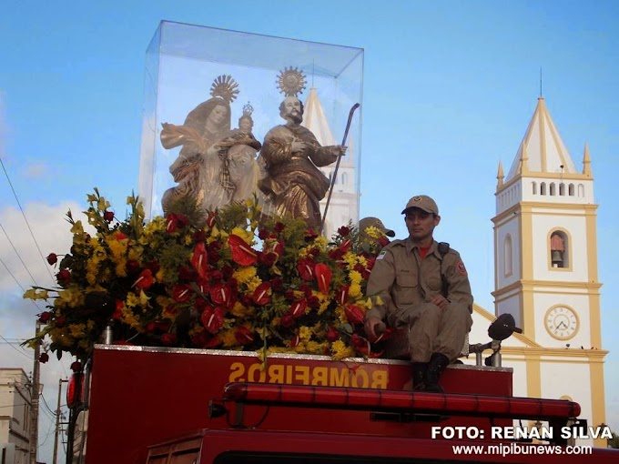 FESTA DOS PADROEIROS SANT'ANA E SÃO JOAQUIM 2016