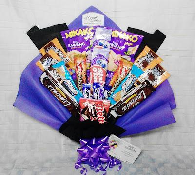Hasil gambar untuk coklat buket