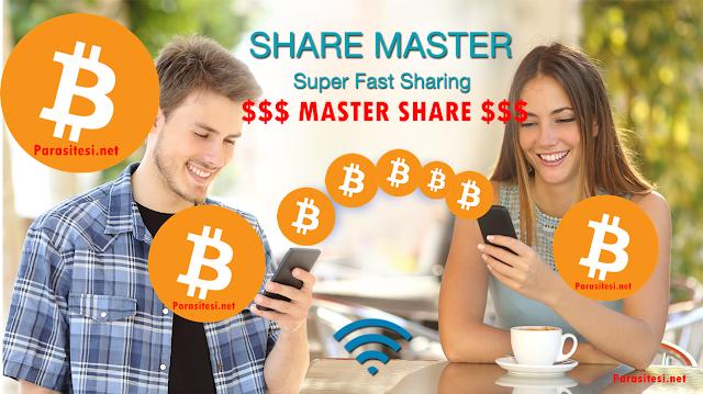 master share para kazanma