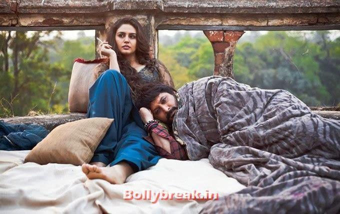, Huma Qureshi Latest Hot Pics from Dedh Ishqiya