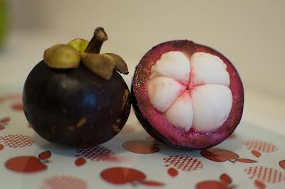 mangostin frutas mercado municipal sp