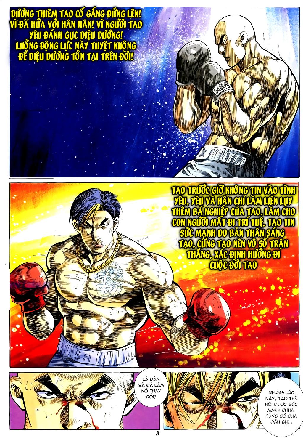 Người Trong Giang Hồ chapter 328 trang 2