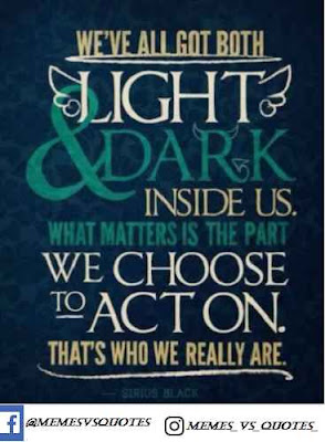 We choose to act on