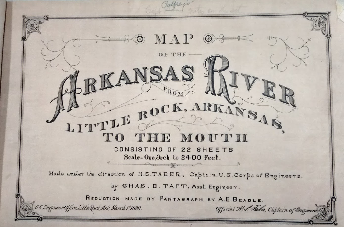 1887 Arkansas River