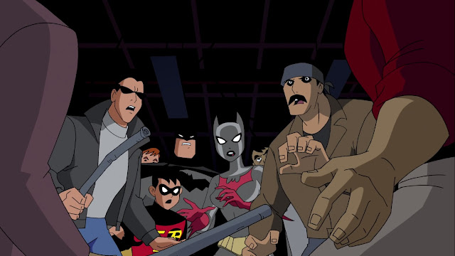 Batman: El misterio de Batimujer - Latino - 1080p - Captura 3