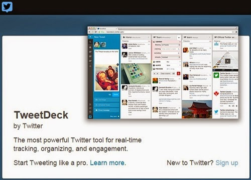 Ferramentas De Monitoramento De Redes Sociais - Tweetdeck