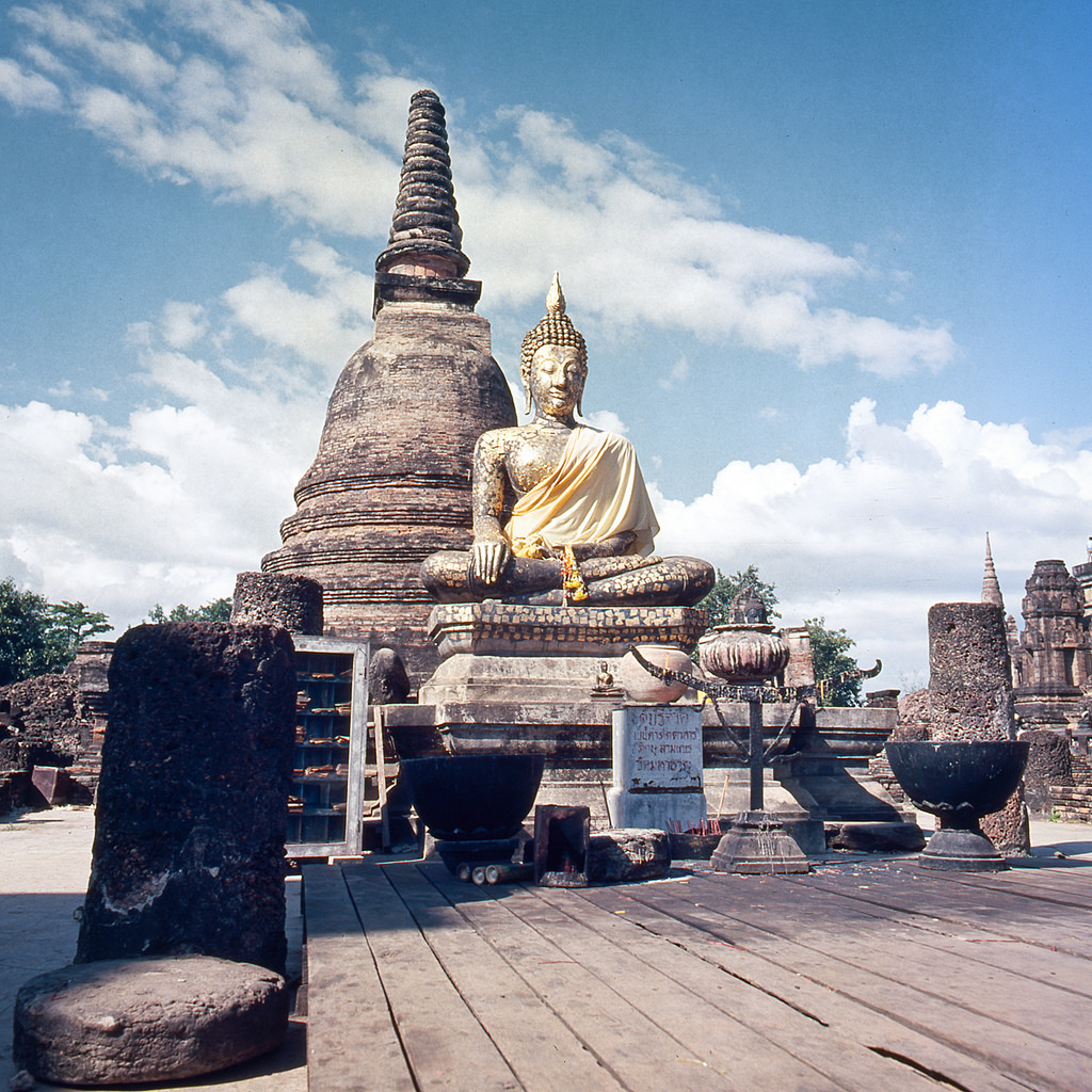 Thailand: 43 Fantastic Medium Format Photos That Capture Everyday