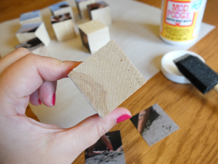 Sweet Turtle Soup - Father's Day Gift Idea, DIY Wooden Puzzle Blocks