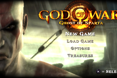 Download Game God of War Ghost of Sparta ISO CSO PPSSPP
