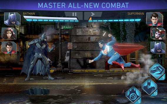 Injustice 2 Apk Android