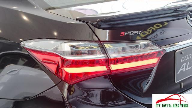 Giá xe, thông số kỹ thuật và đánh giá chi tiết Toyota Corolla Altis 2018 - ảnh 14