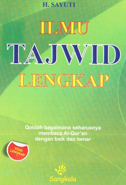 Ebook Ilmu Tajwid Lengkap