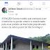 """Marcação: Conselheiro Tutelar """"Adilson Souza"""" faz critica ao governo """"Lili"""""""