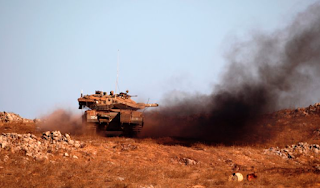 Israel Has Launched Its Largest Military Exercise in Almost 20 Years