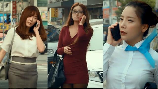 Tiga Aktris Utama dalam Erotic Sister